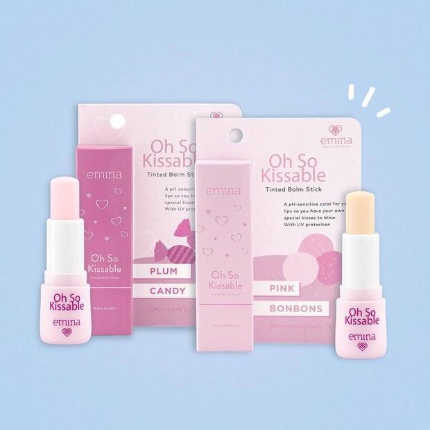 Rekomendasi tinted lip balm untuk bibir sehat dan cerah