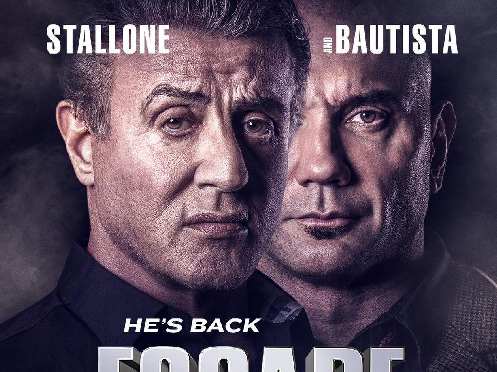 Sinopsis Escape Plan 2, Film Duet Sylvester Stallone dan 50 Cent