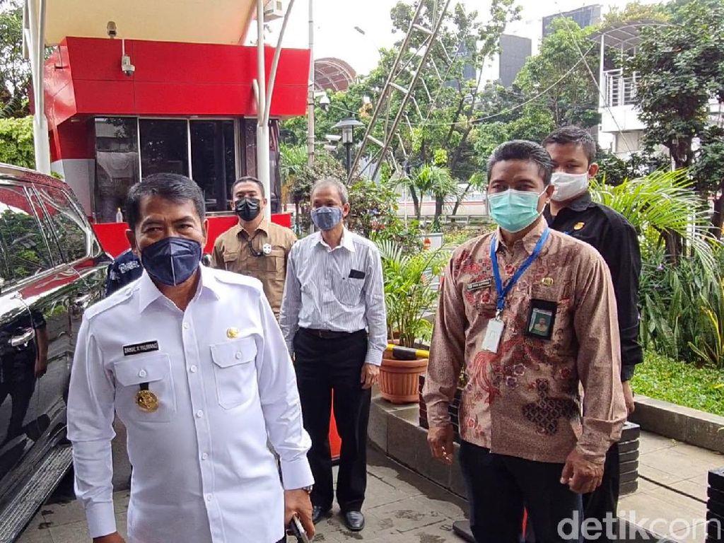 Gubernur Kaltara Zainal Paliwang ke KPK, Minta Wejangan Cegah Korupsi
