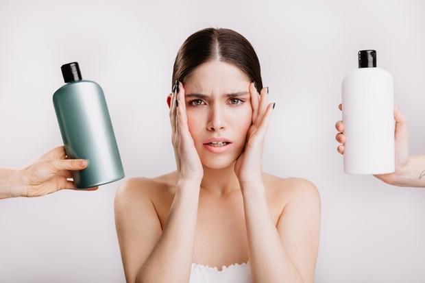 Hindari Produk Perawatan Rambut dengan Kandungan Alkohol