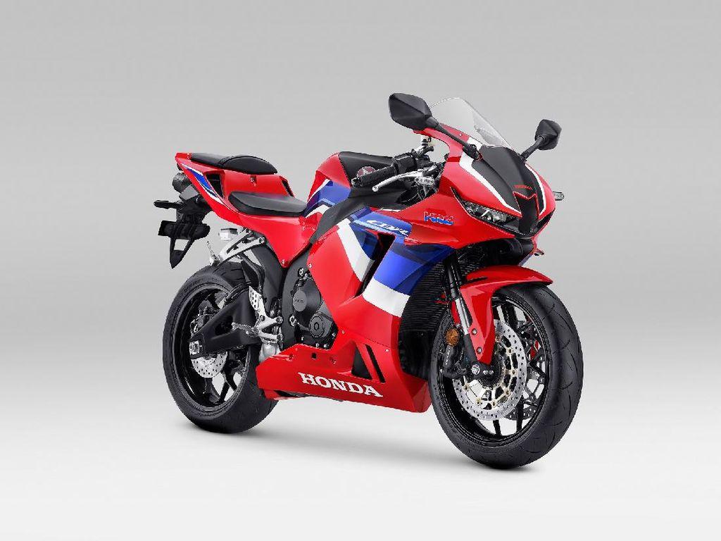 Honda CBR600RR Meluncur di Indonesia, Harga Setara Pajero Sport Cs