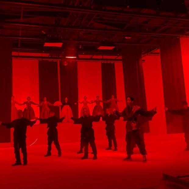 tiger music video