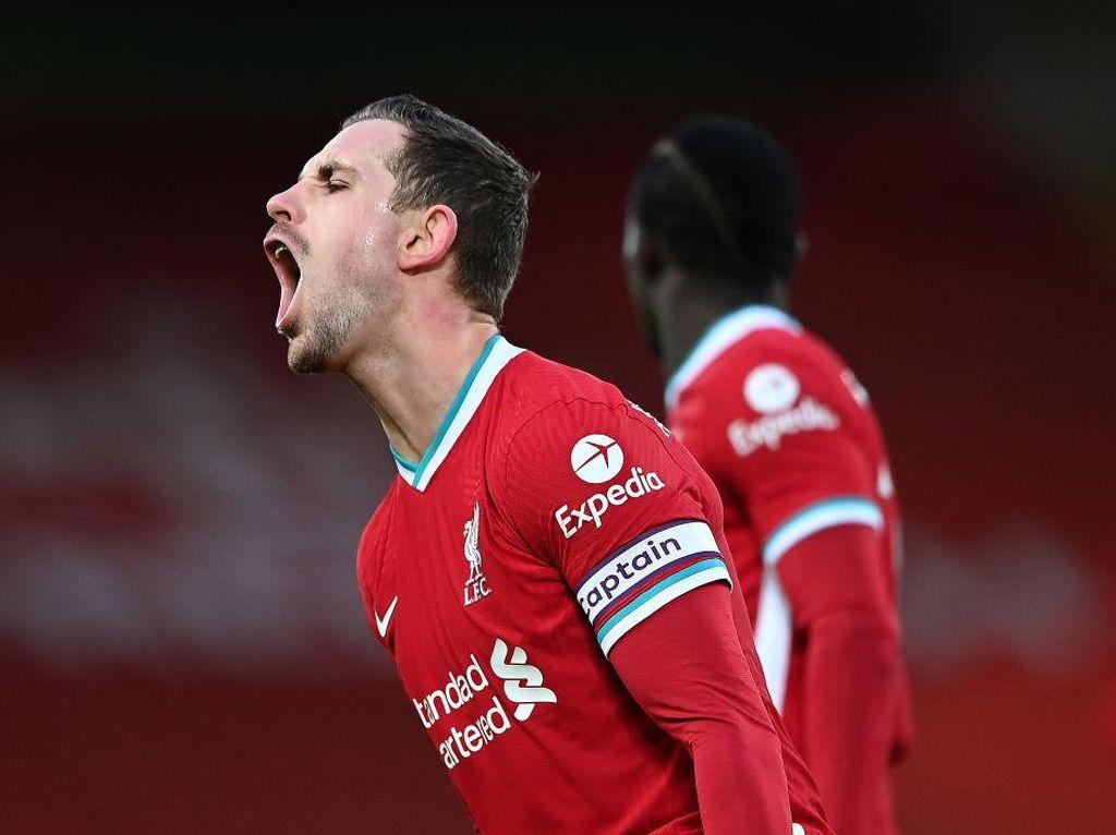 RB Leipzig Vs Liverpool: Henderson Sadar Akan Hadapi Lawan Berat