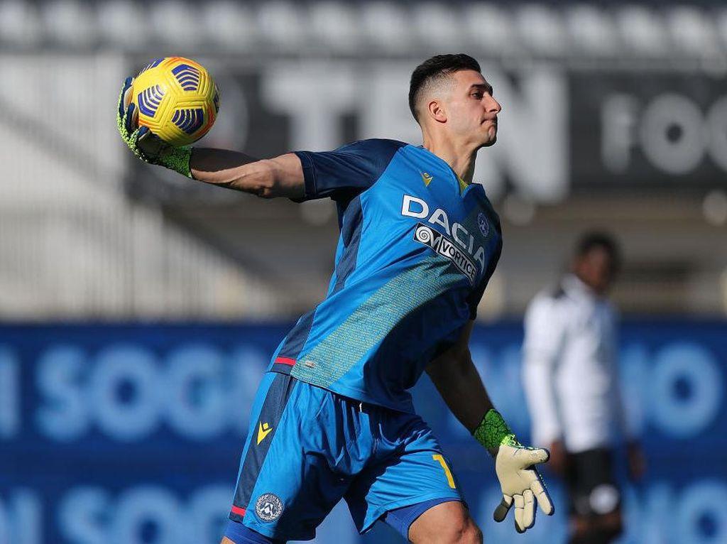 Kiper Udinese Ini Diincar Inter Milan dan AS Roma