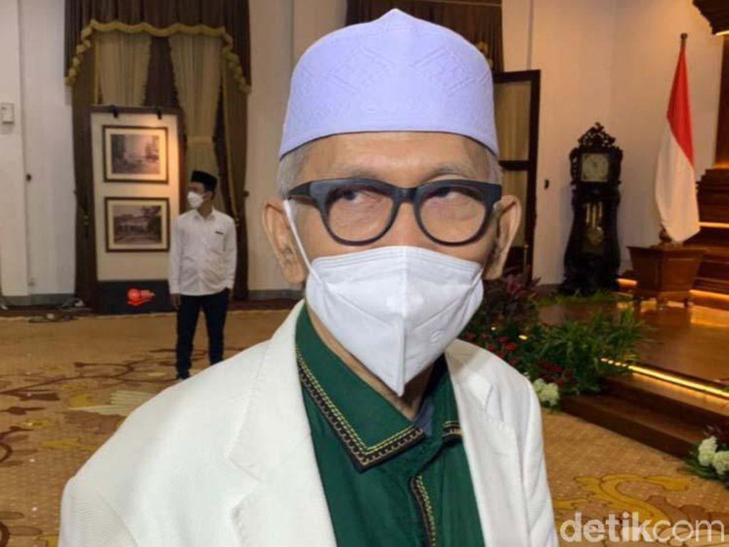 Din Syamsuddin Dituding Radikal, Ketum MUI: Itu Keterlaluan