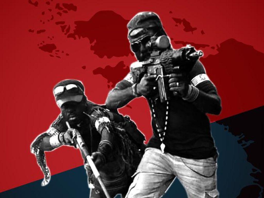 Upaya Propaganda OPM Sebar Hoax TNI-Polri Tembak Mati Remaja