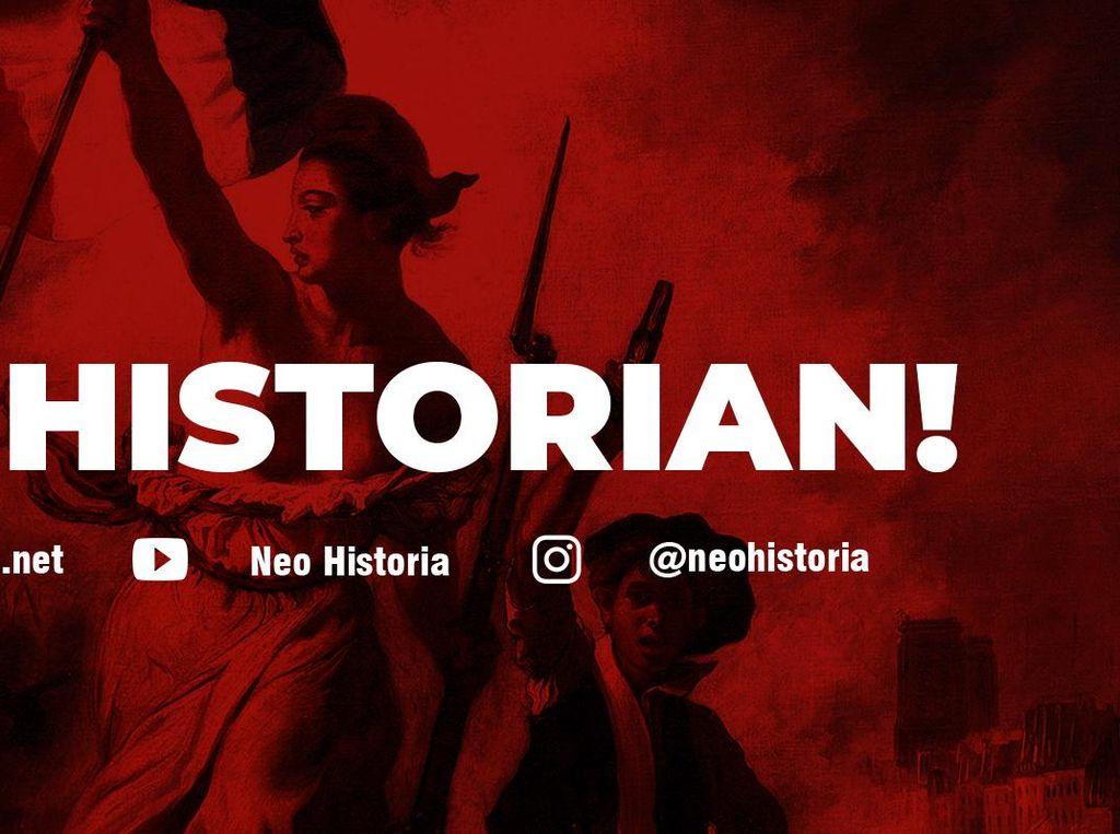 Ungkap Ancaman Ormas, Situs Pegiat Sejarah Neo Historia Undur Diri