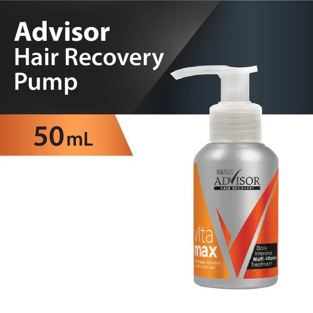 Makarizo Advisor Hair Recovery Vitamax