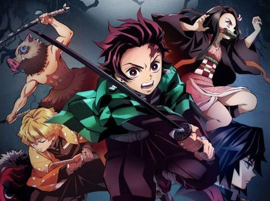 Manga Demon Slayer: Kimetsu no Yaiba Terpopuler, Apa Sih Istimewanya?