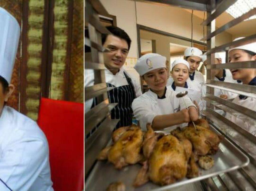 Meski Kehilangan Tangan di Usia 11, Wanita Ini Sukses Jadi Chef!
