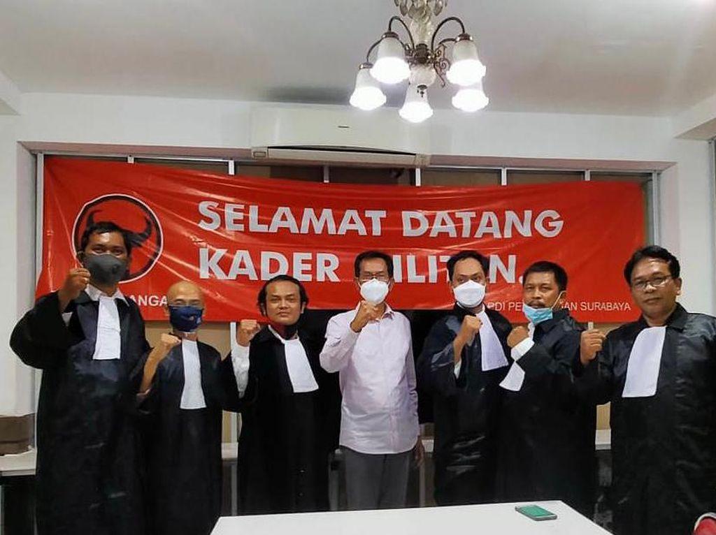 MK Tolak Gugatan MA-Mujiaman, Eri-Armuji Sah Menang Pilkada Surabaya