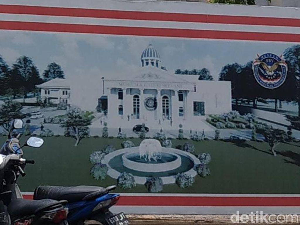 Melihat Progres Museum SBY yang Ramai Disebut Dapat Kucuran Rp 9 M
