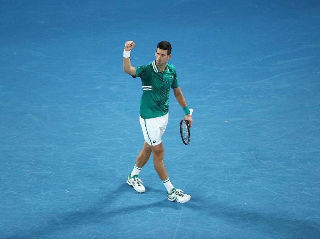 Australia Terbuka 2021: Novak Djokovic & Serena Williams Tembus Semifinal