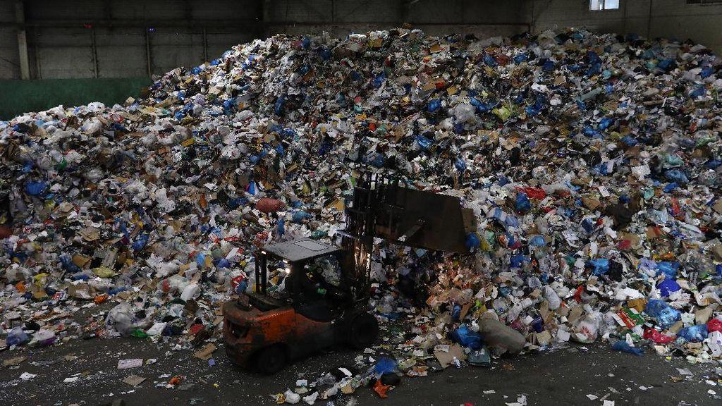 Pandemi Bikin Sampah Plastik di Korea Selatan Membludak