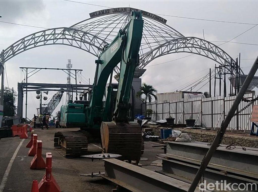Pembangunan Jembatan Rembun A di Pantura Dikebut