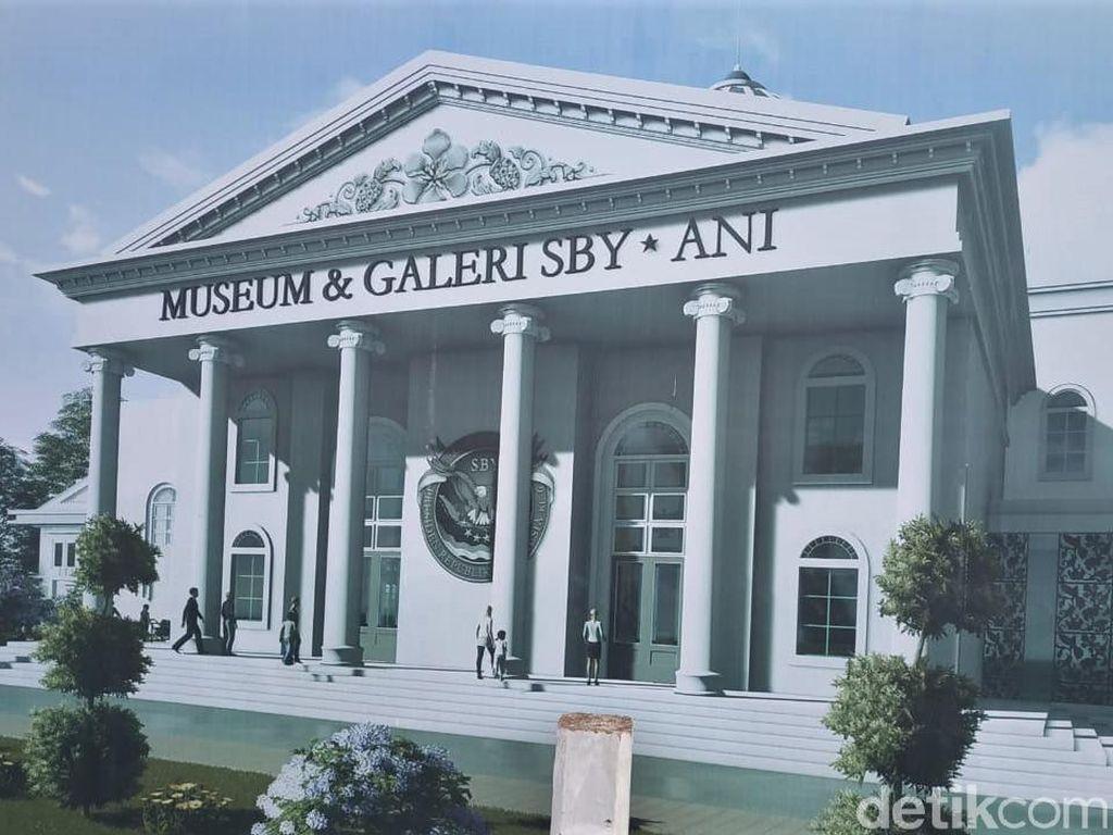 Singgung Makam Gus Dur untuk Pembanding Museum SBY, Elite PD Disomasi