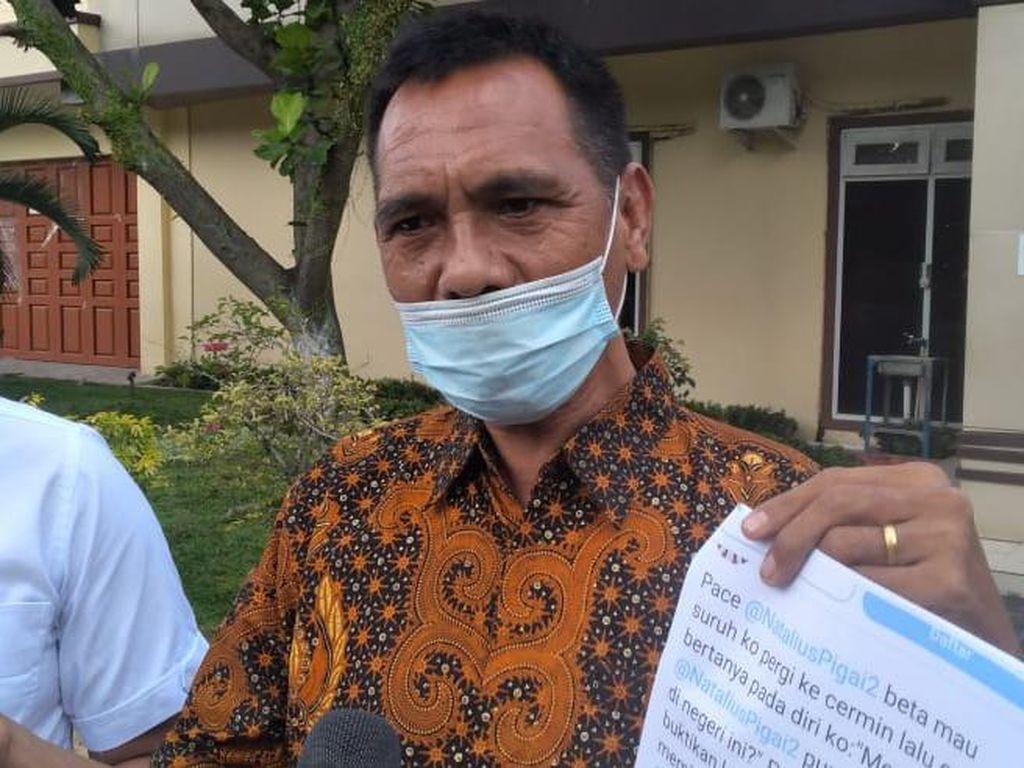 Guru Besar USU Tuduh PD Biang Pelaporan Dugaan Rasis ke Natalius Pigai