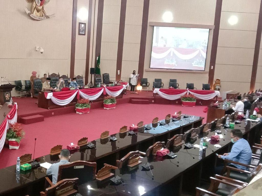 Masa Jabatan Akhyar Berakhir Besok, DPRD Gelar Paripurna Usul Pemberhentian