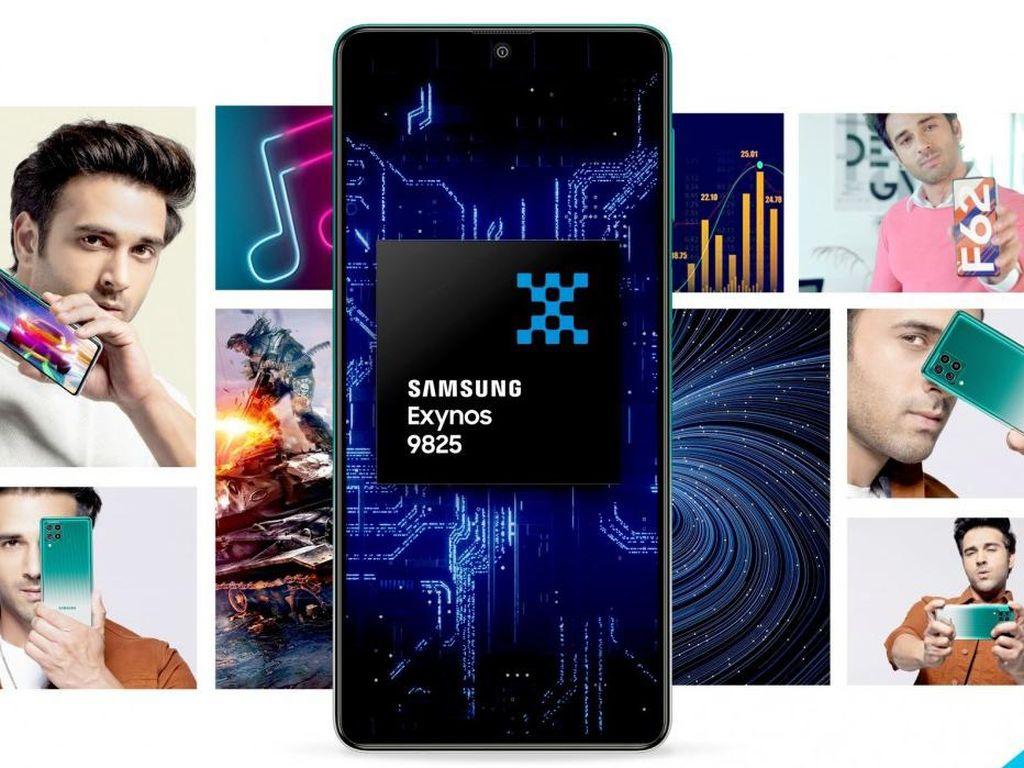 Samsung Rilis Galaxy F62, Pakai Baterai 7.000 mAh!