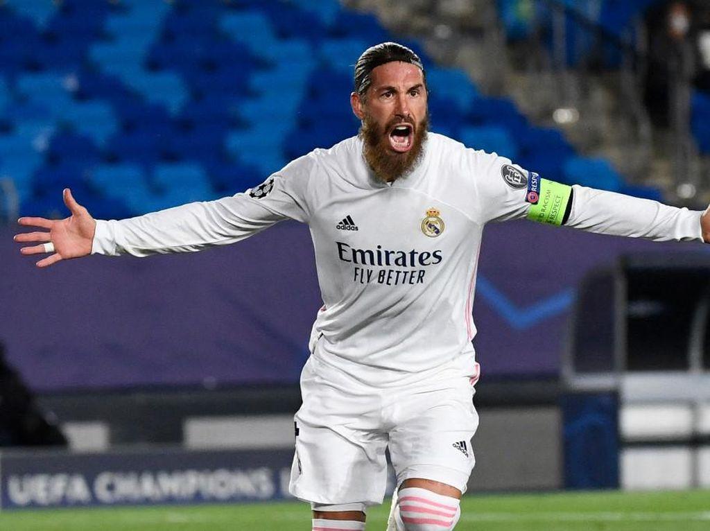 Chelsea Vs Madrid: The Blues Waspadai Comeback Ramos