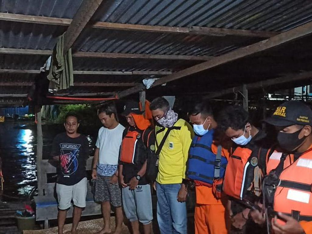 Tabrakan Speedboat di Sungai Kapuas Kalbar, Dua Penumpang Tewas