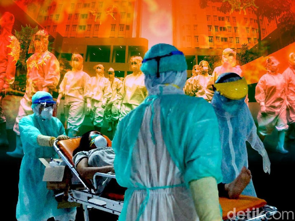 Sepanjang Pandemi, 67 Perawat di Sukabumi Terpapar COVID-19