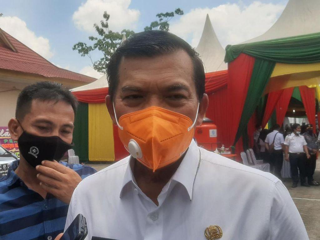 Sampah Menumpuk di Pekanbaru, Walkot Ungkit DLHK Tak Tanggap soal Lelang