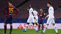 Barcelona Bonyok Dihajar PSG yang Datang Bertamu
