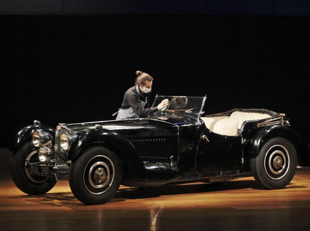 Mobil Klasik Pra-Perang Ini Siap Dilelang Lho