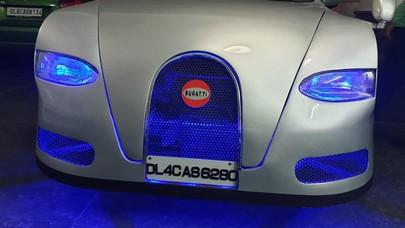 Mobil City Car Suzuki Ini Tampil Gaya Ala Bugatti Veyron, Dijual Rp 75 Jutaan