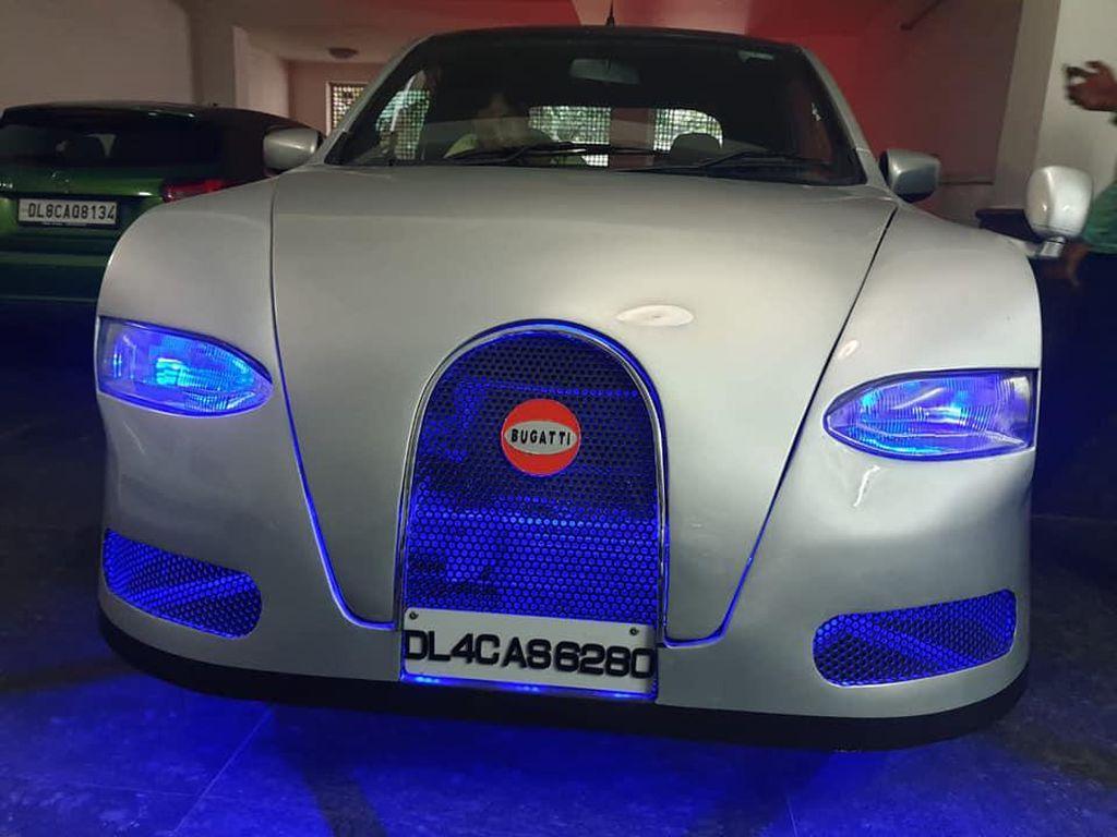Bugatti Veyron Jadi-jadian Dijual Rp 75 Jutaan