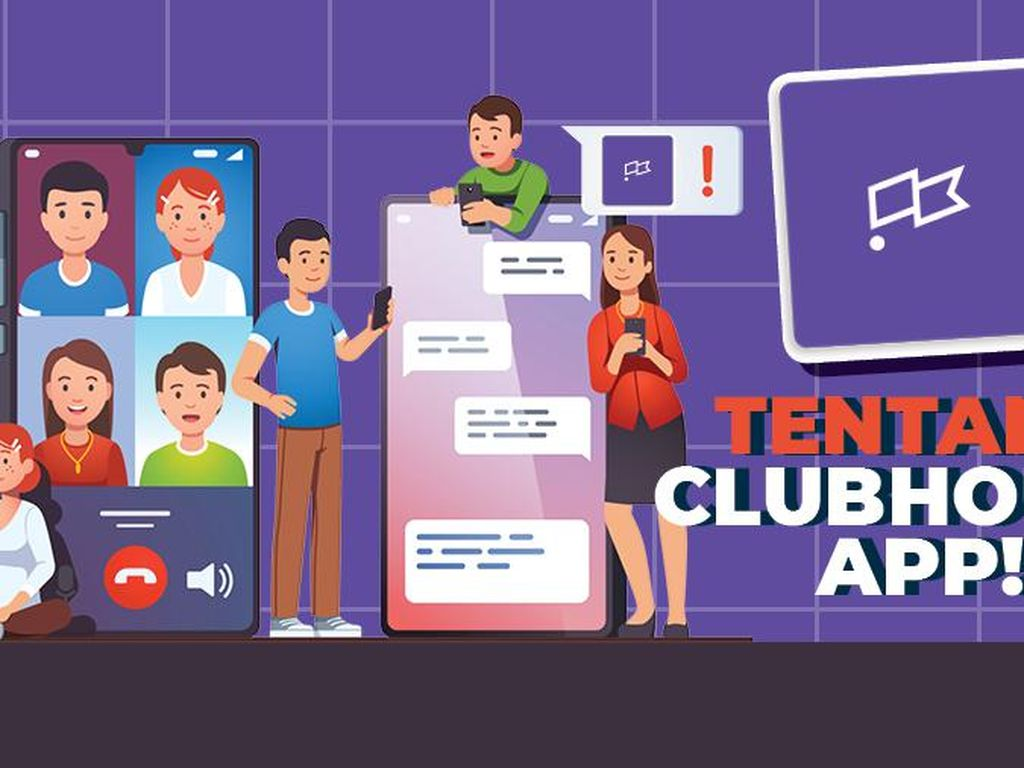 Tentang Clubhouse App!