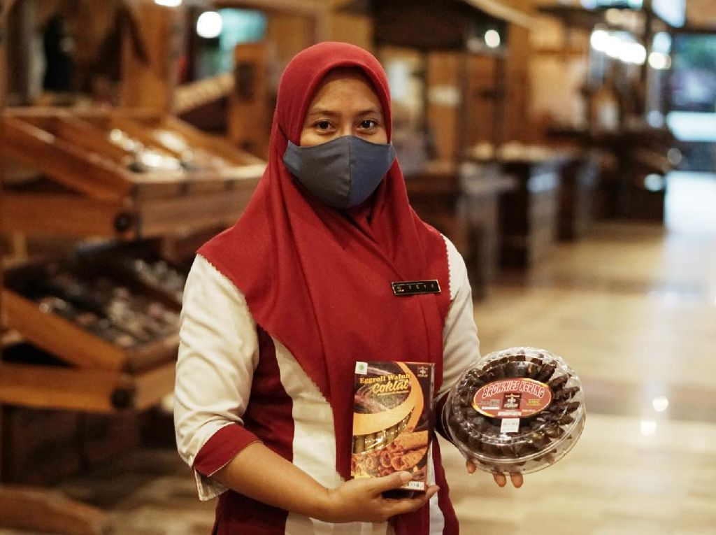 Manis-Pahit Bisnis Coklat Blitar Sebelum dan Saat Pandemi