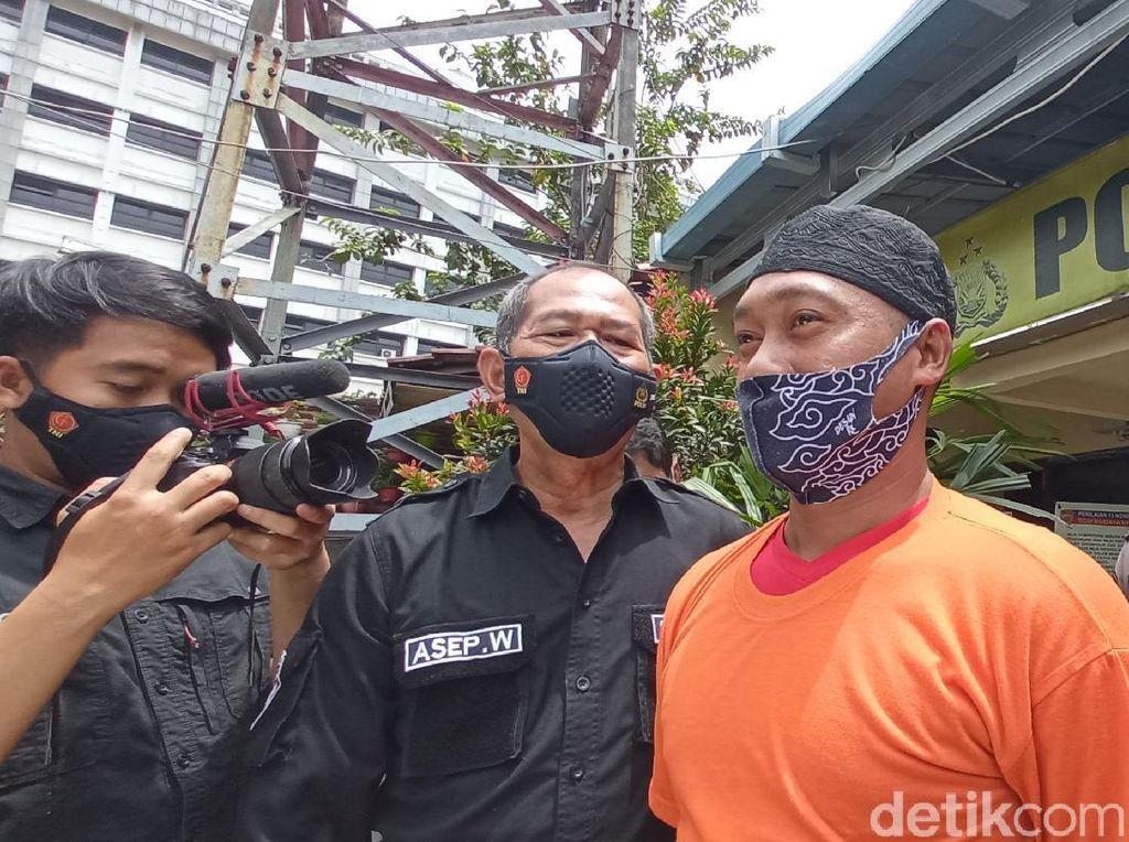 Penipuan Modus Uang Gaib, Driver Ojol Bandung Ditangkap Polisi