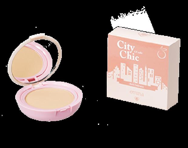 Emina City Chic CC Cake / foto: eminacosmetics.com