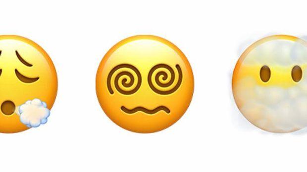 Emoji baru ios 14