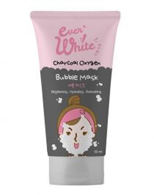 everwhite bubble mask (sumber : femaledaily)