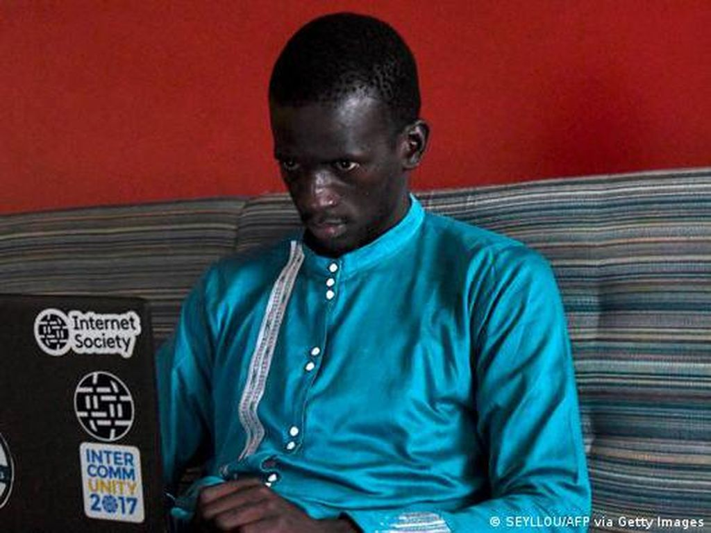 Pengembang Aplikasi Digital di Afrika Berkembang Selama Pandemi Corona