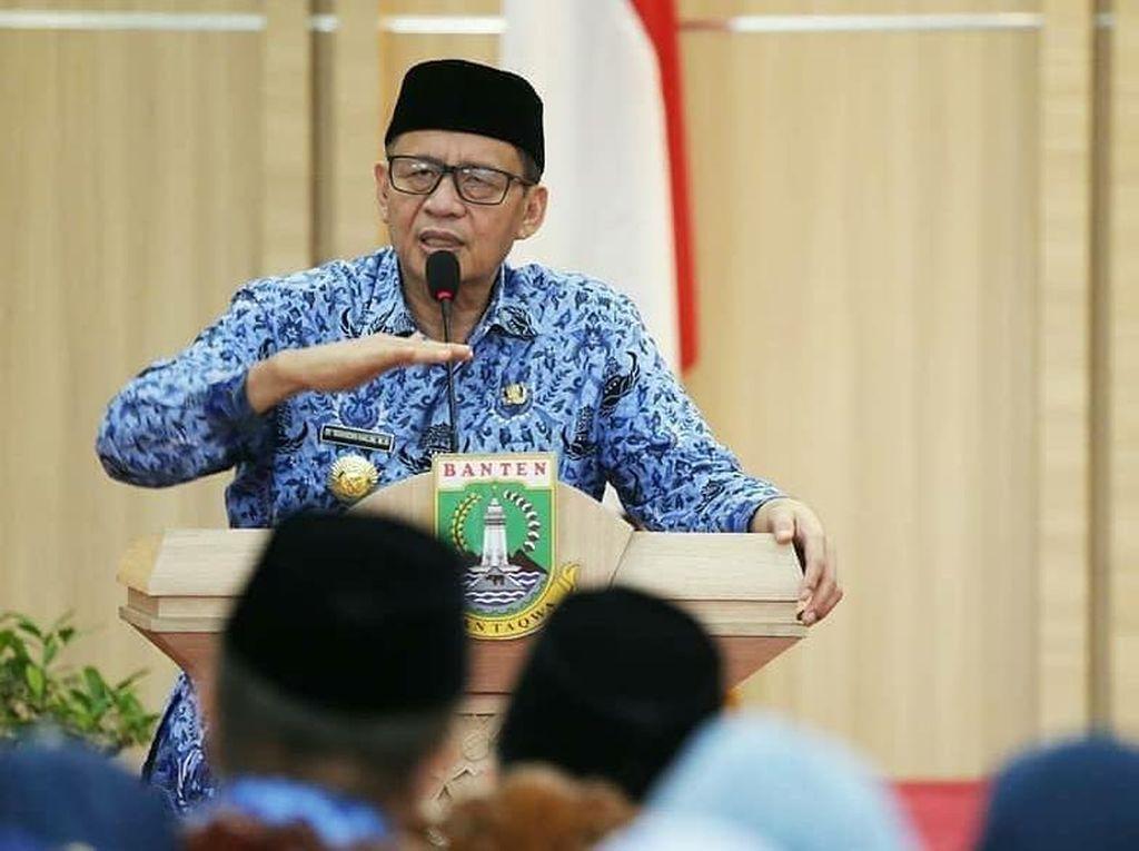Gubernur Banten Laporkan Dugaan Penyunatan Hibah Ponpes Rp 117 M