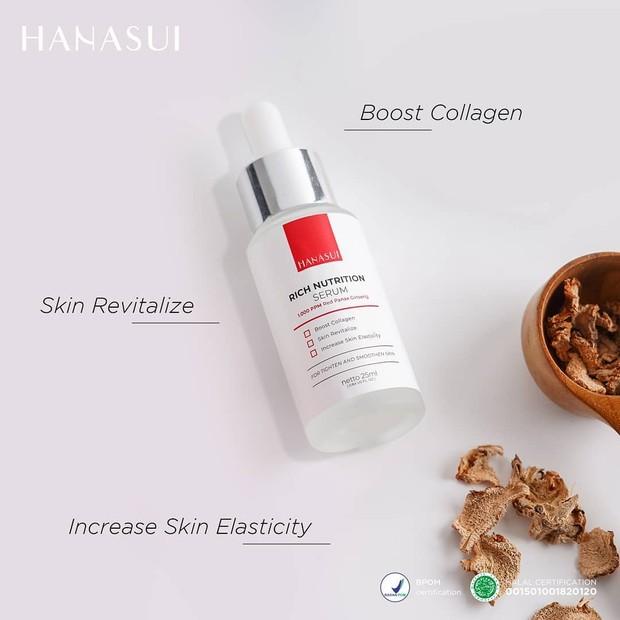 Produk lokal dengan harga terjangkau yang mampu menjaga kelembaban dan elastisitas kulit.