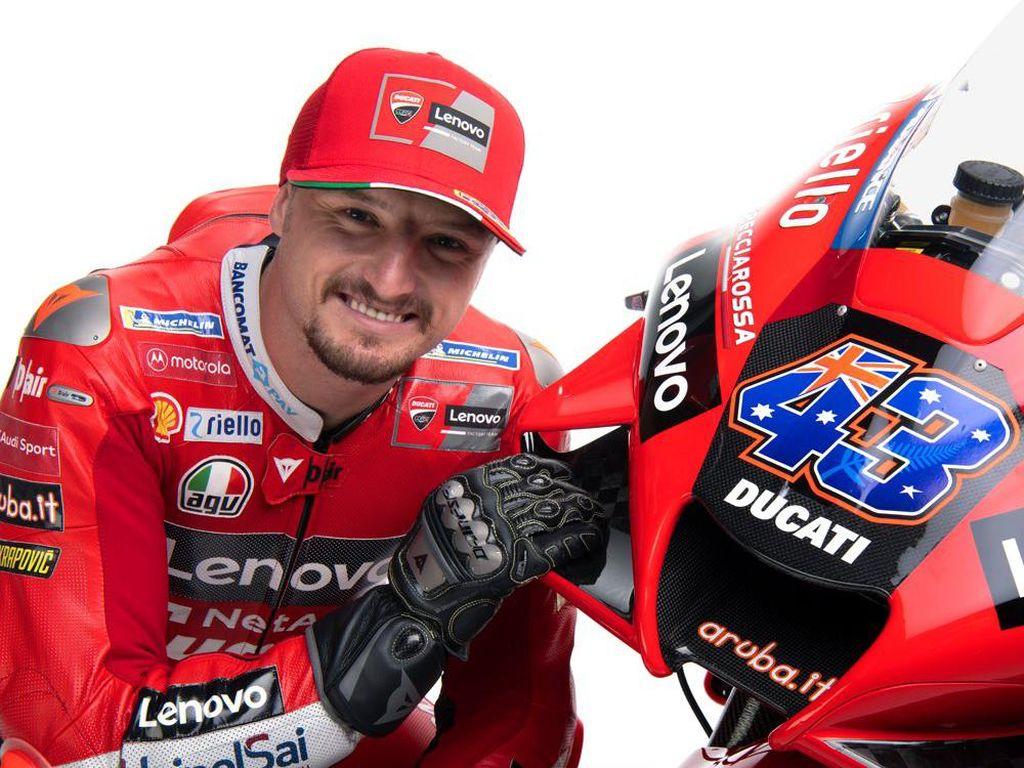 Vinales Sebut Jack Miller Sebagai Pesaing Utama di MotoGP 2021