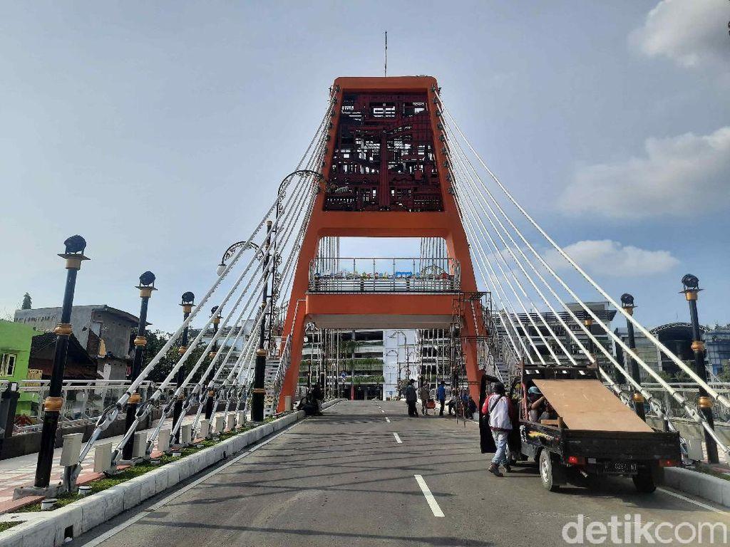 Lolos Uji Kelayakan, Jembatan Joyoboyo Siap Dilewati