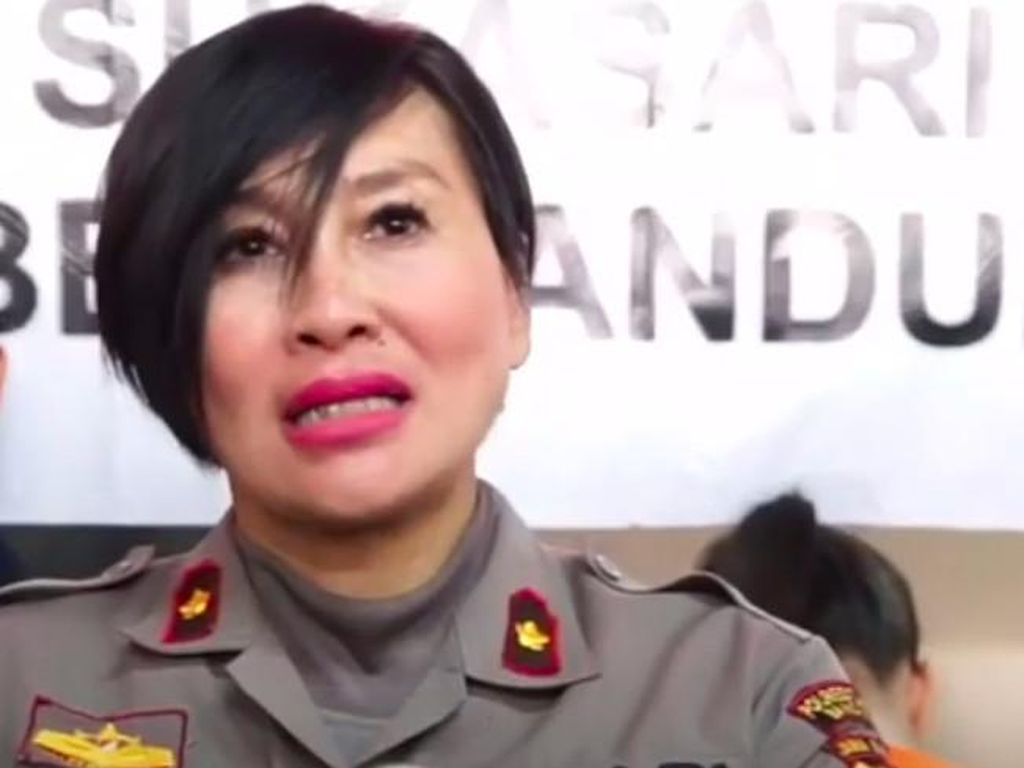 Heboh Kompol Yuni dan 11 Polisi Bandung Tersandung Narkoba