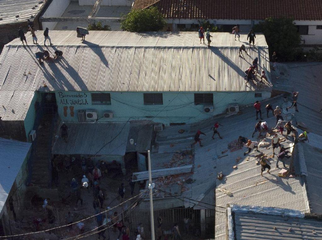 6 Napi Tewas Usai Kerusuhan di Penjara Paraguay
