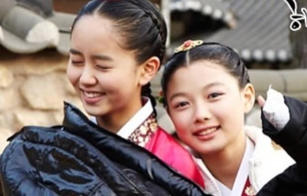 Kim So Hyun jadi Putri Mahkota/Sumber:instagram.com/ rara.zea12