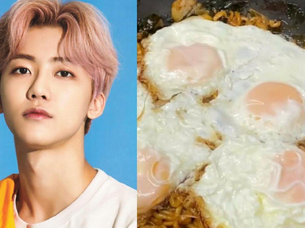 5 Kreasi Telur Goreng ala Idol K-Pop, Jin BTS Hingga Jaemin NCT