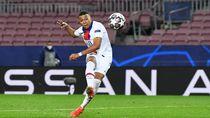 Mbappe Hat-Trick, Ini Gol-gol PSG yang Hancurkan Barcelona