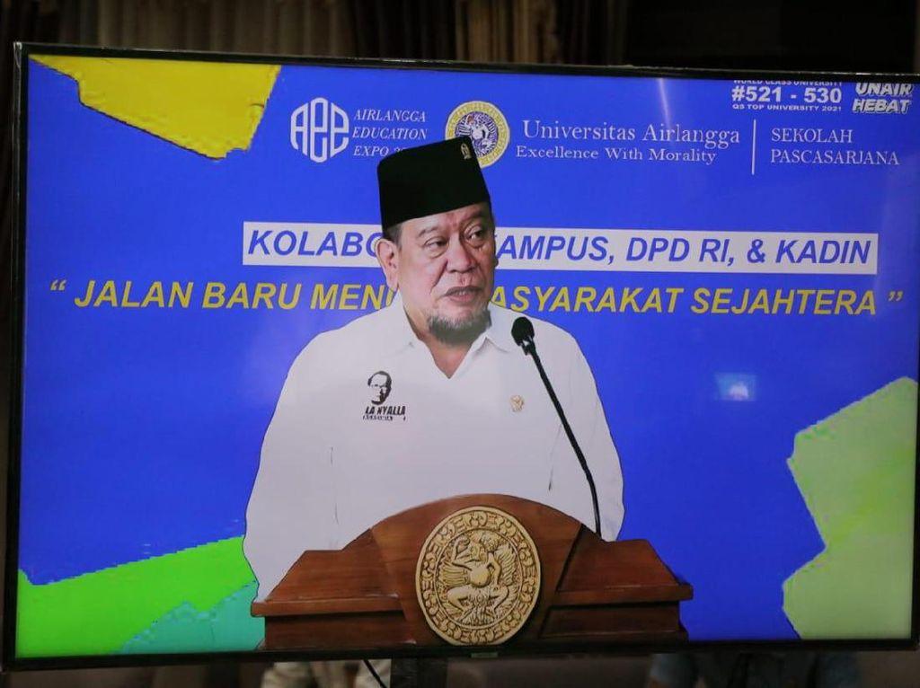 DPD, Kadin, & Kampus Bisa Wujudkan Welfare State di Indonesia, Asal...