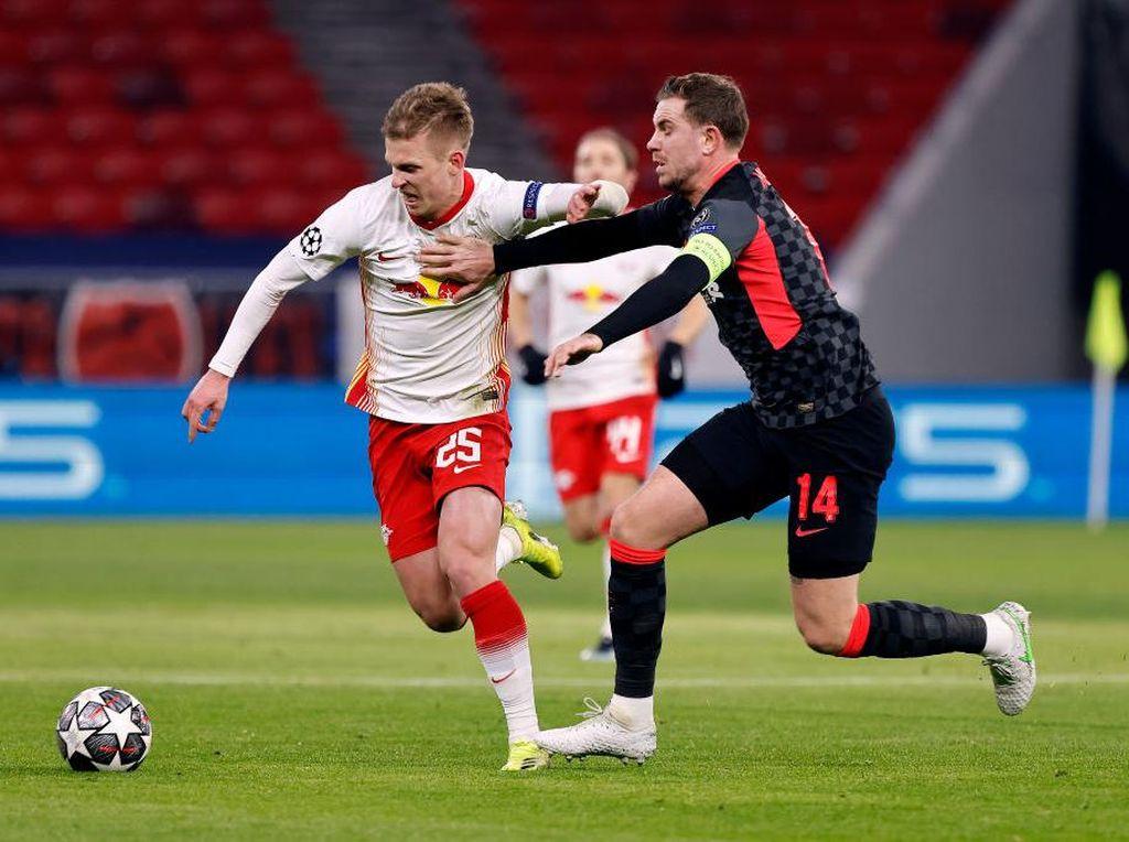 Bungkam Leipzig, Momentum Penting buat Liverpool
