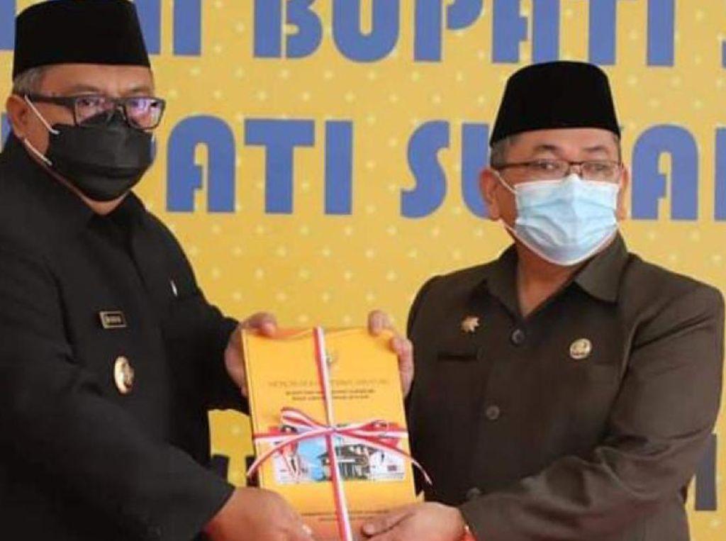 Jabatan Marwan Hamami Berakhir, Plt Sekda Ditunjuk Jadi Plh Bupati